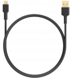 AUKEY CB-MD1 ΚΑΛΩΔΙΟ ΦΟΡΤΙΣΗΣ & DATA MICRO USB BLACK 1M
