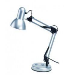 Home Light DL 2429 Φωτιστικό Γραφείου (Ασημί)