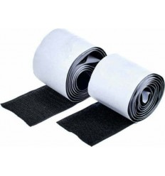 Python Velcro Tape 20mm x 2.5m Black