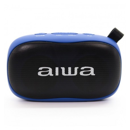 Aiwa BS-110BL Φορητό Bluetooth Ηχείο