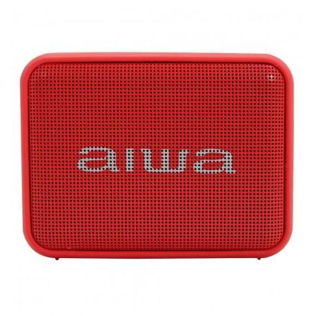 Aiwa BS-200RD Φορητό Bluetooth Ηχείο