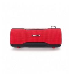 Aiwa BST-500RD Κόκκινο Φορητό Bluetooth Ηχείο (Water Resistant)