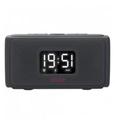 Aiwa CRU-80BT Μαύρο Ράδιο ρολόι με Bluetooth